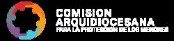 Comisión Arquidiocesana para la Protección de los Menores Logo